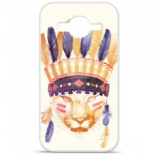 Coque en silicone Samsung Galaxy Core Prime / Core Prime VE - RF Big Chief