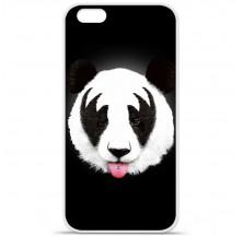 Coque en silicone Apple iPhone 6 Plus / 6S Plus - RF Kiss Of Panda