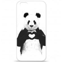 Coque en silicone Apple iPhone 6 Plus / 6S Plus - BS Love Panda