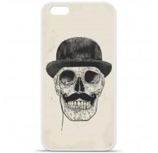 Coque en silicone Apple iPhone 6 Plus / 6S Plus - BS Class skull