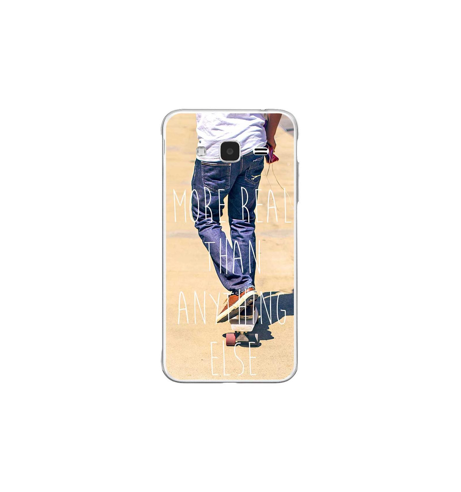 Coque En Silicone Samsung Galaxy J3 2016 Real