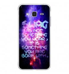Coque en silicone Samsung Galaxy J3 2016 - Cosmic swag