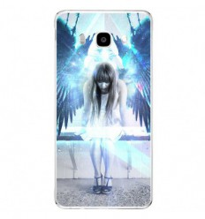 Coque en silicone Samsung Galaxy J5 2016 - Angel