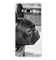 Coque en silicone Samsung Galaxy J5 2016 - Bulldog