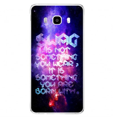 Coque en silicone Samsung Galaxy J5 2016 - Cosmic swag
