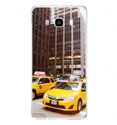 Coque en silicone Samsung Galaxy J5 2016 - NY Taxi