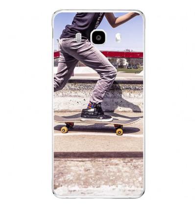 Coque en silicone Samsung Galaxy J5 2016 - Skate