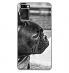 Coque en silicone Wiko Lenny 3 - Bulldog