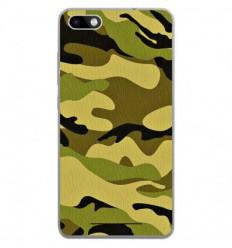 Coque en silicone Wiko Lenny 3 - Camouflage