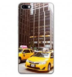 Coque en silicone Wiko Lenny 3 - NY Taxi