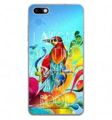 Coque en silicone Wiko Lenny 3 - Mocking bird