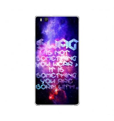 Coque en silicone Huawei P9 Lite - Cosmic swag