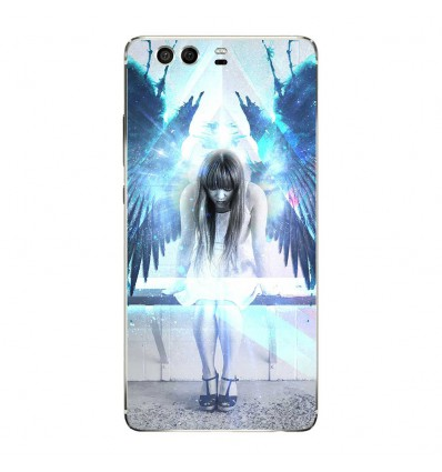 Coque en silicone Huawei P9 - Angel