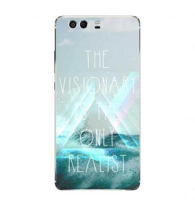 Coque en silicone Huawei P9 - Visionary
