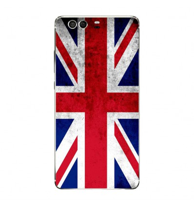 Coque en silicone Huawei P9 - Drapeau Angleterre