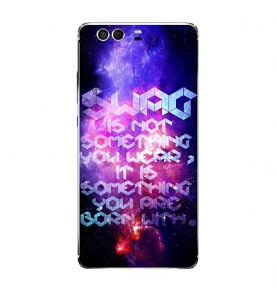 Coque en silicone Huawei P9 - Galaxie Swag