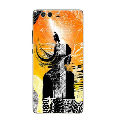 Coque en silicone Huawei P9 - Tribe