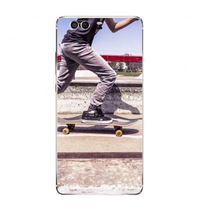 Coque en silicone Huawei P9 - Skate