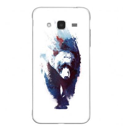 Coque en silicone Samsung Galaxy J3 2016 - RF Death Run