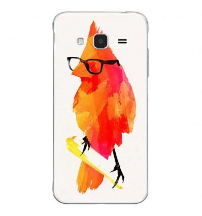 Coque en silicone Samsung Galaxy J3 2016 - RF Punk Birdy