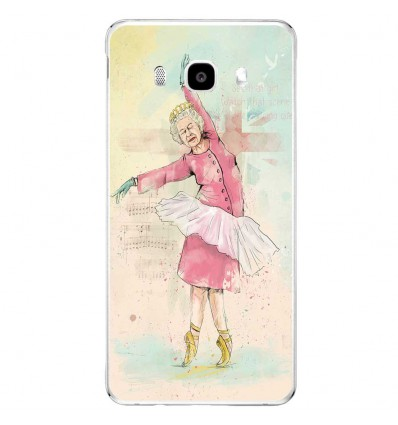 Coque en silicone Samsung Galaxy J5 2016 - BS Dancing Queen