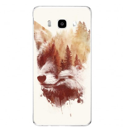 Coque en silicone Samsung Galaxy J5 2016 - RF Blind Fox