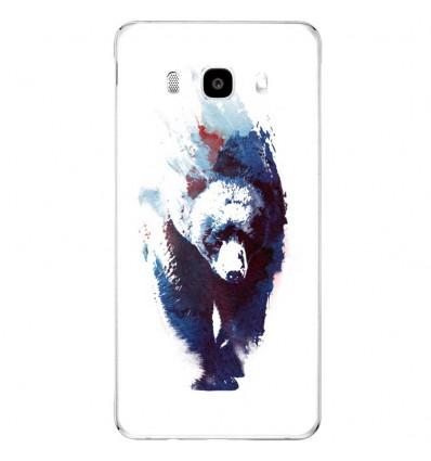 Coque en silicone Samsung Galaxy J5 2016 - RF Death Run
