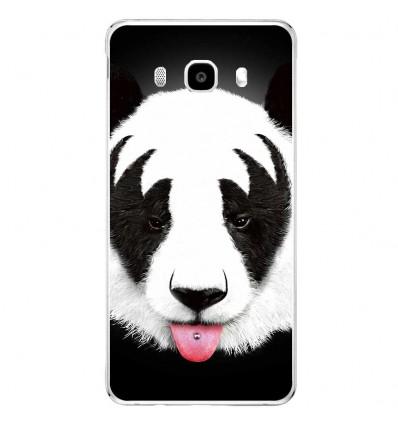 Coque en silicone Samsung Galaxy J5(2016) - Robert Farkas (Kiss Of Panda)