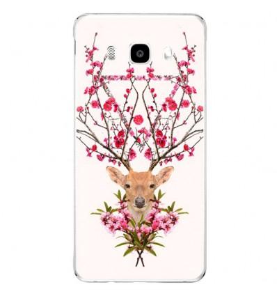 Coque en silicone Samsung Galaxy J5 2016 - RF Spring deer