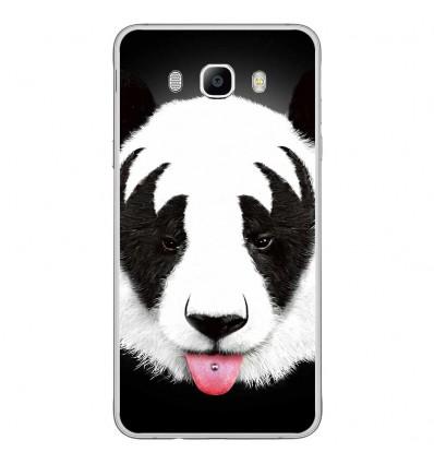 Coque en silicone Samsung Galaxy J7 2016 - RF Kiss Of Panda
