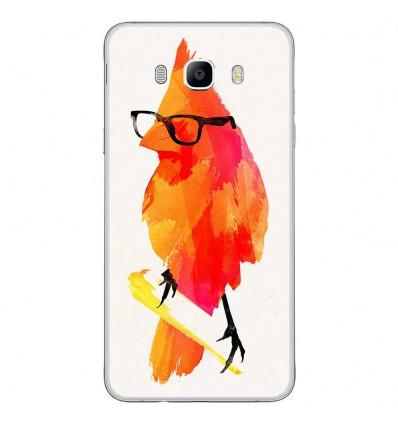 Coque en silicone Samsung Galaxy J7 2016 - RF Punk Birdy