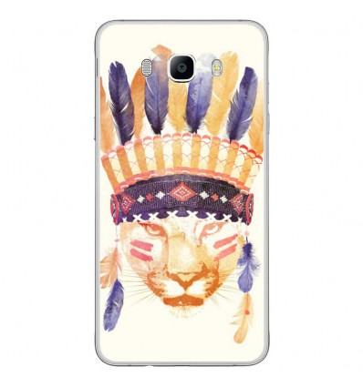 Coque en silicone Samsung Galaxy J7 2016 - RF Big Chief
