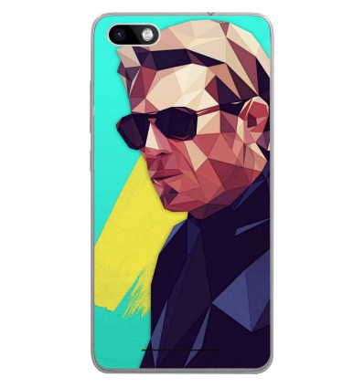 Coque en silicone Wiko Lenny 3 - ML King of Cool