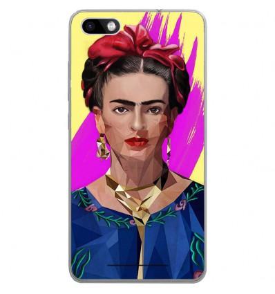 Coque en silicone Wiko Lenny 3 - ML Modern Frida