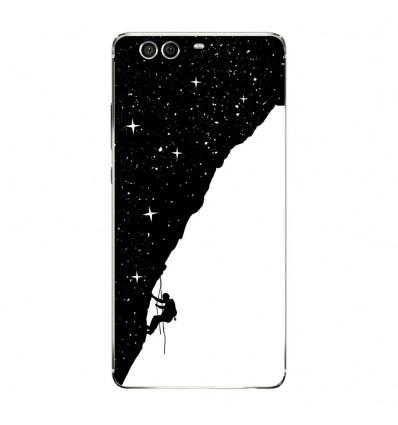 Coque en silicone Huawei P9 - BS Nightclimbing