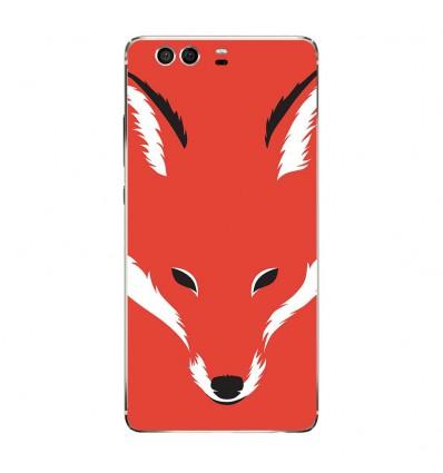 Coque en silicone Huawei P9 - RF Foxy Shape