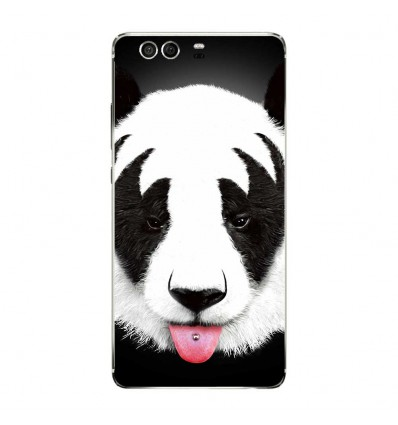 Coque en silicone Huawei P9 - RF Kiss Of Panda