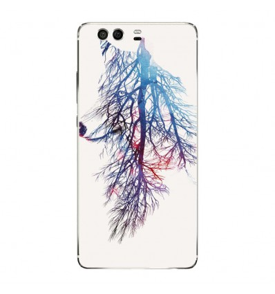 Coque en silicone Huawei P9 - RF My roots