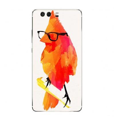 Coque en silicone Huawei P9 - Robert Farkas (Punk Birdy)
