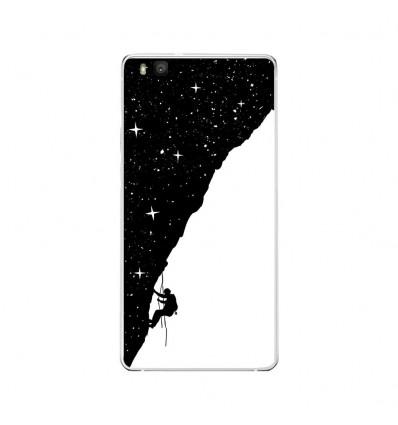Coque en silicone Huawei P9 Lite - BS Nightclimbing