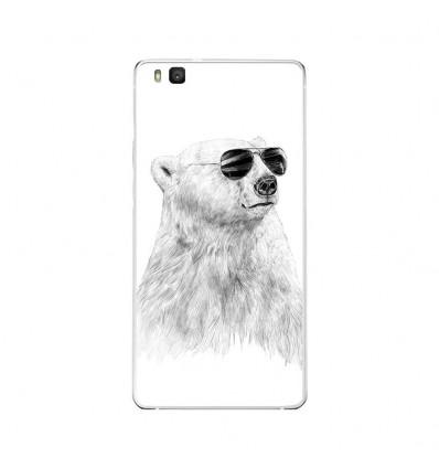 Coque en silicone Huawei P9 Lite - BS Sunny bear