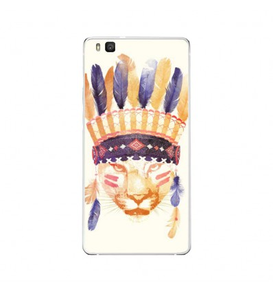 Coque en silicone Huawei P9 Lite - RF Big Chief