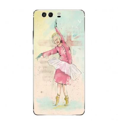 Coque en silicone Huawei P9 - BS Dancing Queen