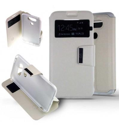 Etui Folio LG G5 - Blanc