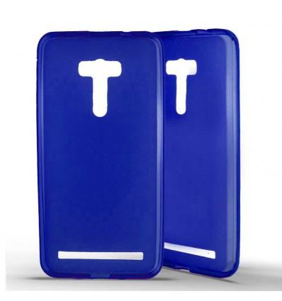 Coque silicone Asus ZenFone Selfie (ZD551KL) - Bleu
