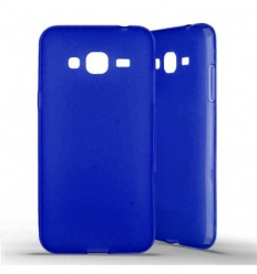 coque samsung j3 bleu