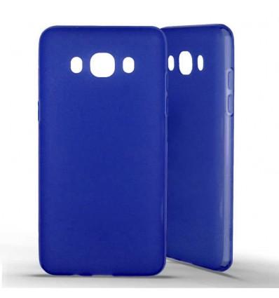 Coque silicone Samsung Galaxy J5 2016 - Bleu