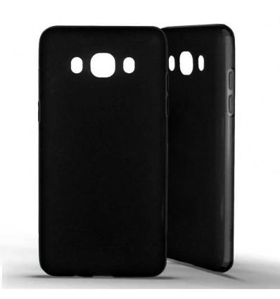 Coque silicone Samsung Galaxy J5 2016 - Noir