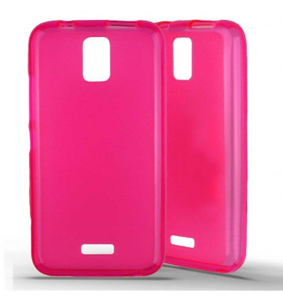Coque silicone Huawei Y3 - Rose