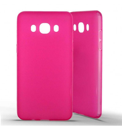 Coque silicone Samsung Galaxy J5 2016 - Rose